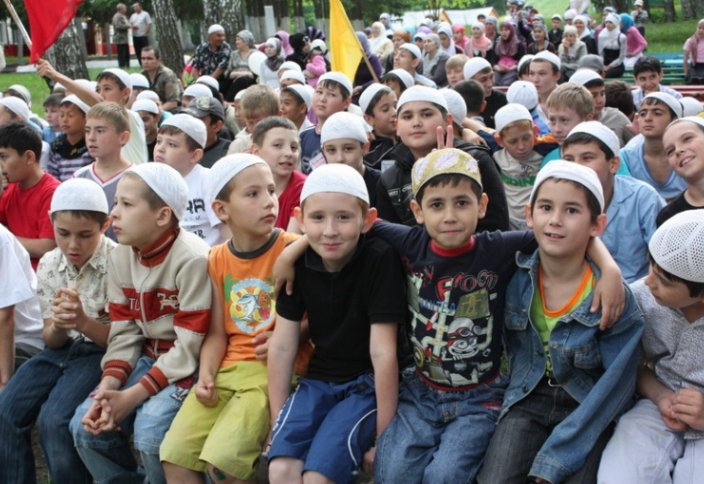 Летний мусульманский лагерь для москвичей