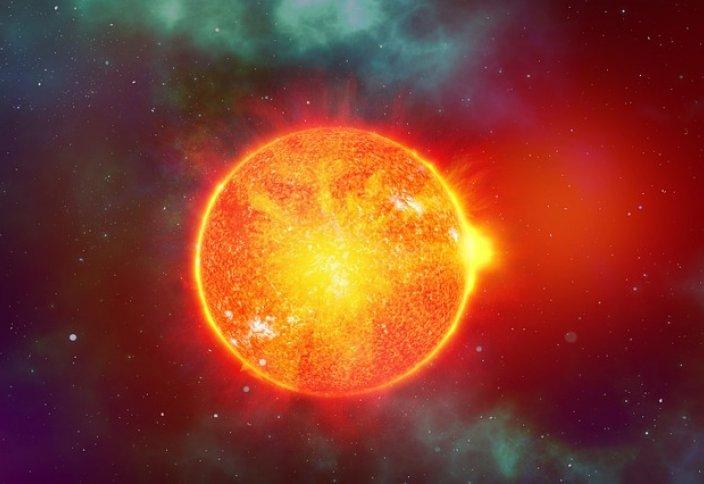 Күннің қаншалықты ыстық екені (температурасы) анықталды