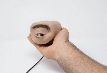 Человек стал больше доверять компьютерам, чем другим людям. Инженеры создали прототип веб-камеры в форме человеческого глаза
