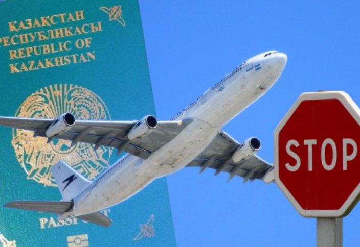 Должников будут предупреждать о запрете выезда за границу в Казахстане