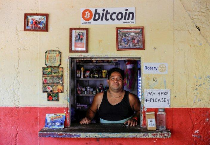 Вопреки всему.Первая в мире страна перешла на биткоин. К чему это приведет?