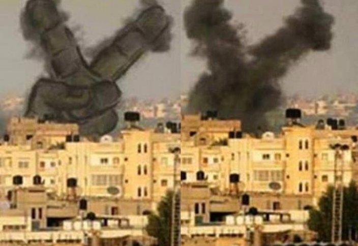 Палестиналықтар оқ пен оттың арасында да өнерге орын берді