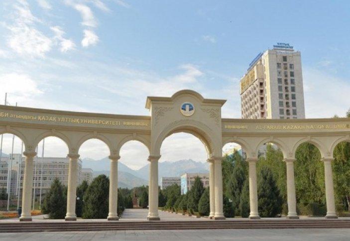Әл-Фараби атындағы ұлттық университеттің әлеуеті артып келеді