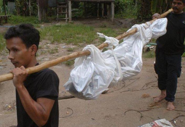 Тайланд: Массовое захоронение беженцев-мусульман
