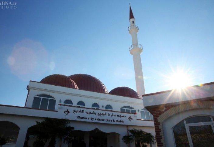 «Мечеть двух девочек» открыли в Албании