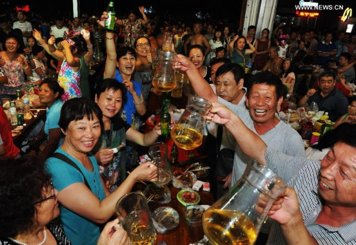 Пивной фестиваль в Китае – следующий удар по мусульманам