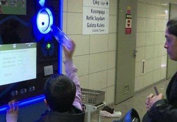 Оплатите билет пластиковой бутылкой. Метро в Стамбуле борется с мусором