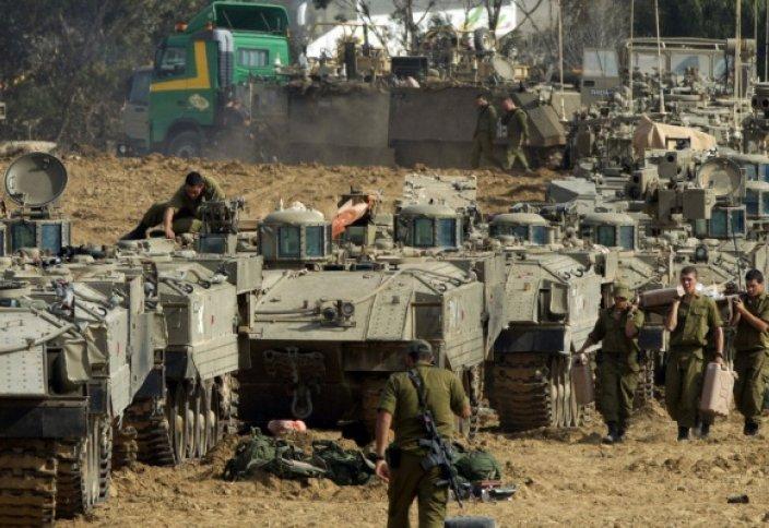 Израиль райынан қайтар емес