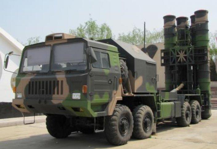 Китай поставит в Турцию современные зенитно-ракетные системы