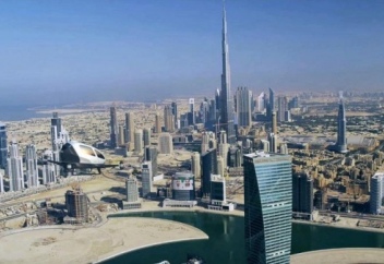 В ОАЭ появятся парковки для воздушного такси