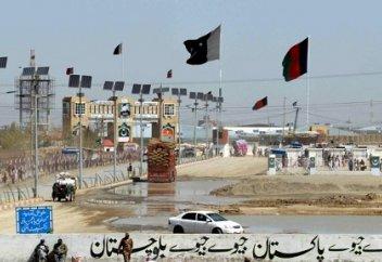 Пакистан возведет забор на границе с Афганистаном