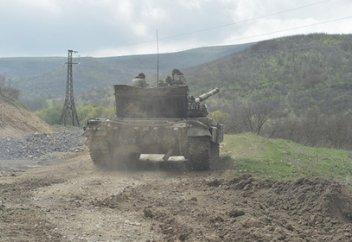 Әзірбайжан соғысқа сақадай сай