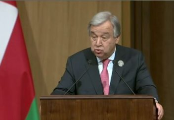 Генсек ООН зачитал арабским лидерам Коран