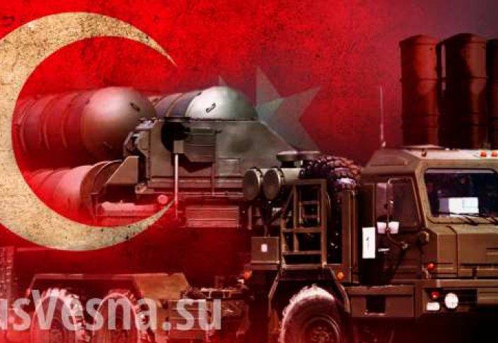 Определены последствия для Турции после закупок С-400
