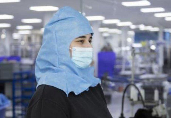 Медицина компаниясы ЖҚҚ хижабын шығаруға кірісті