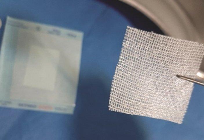 Қан кетуін тоқтатын нано-дәке жасалды