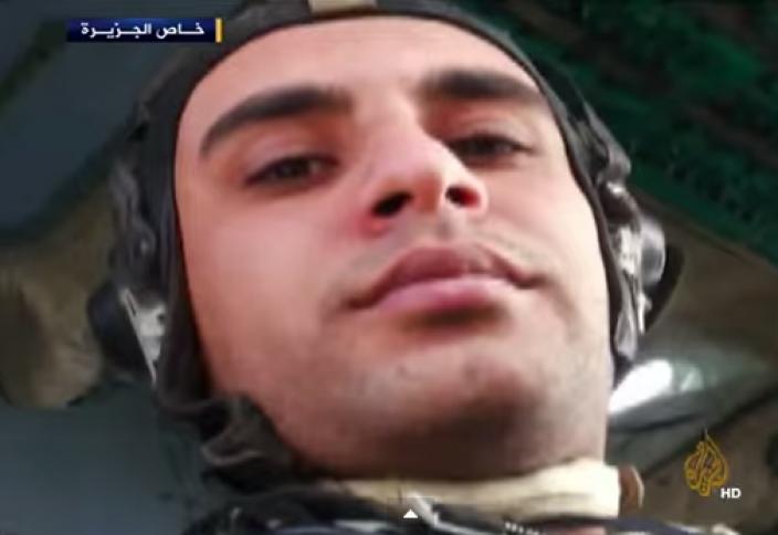 Идлибке бомба тастаған ұшқыштың соңғы сөзі (Видео)