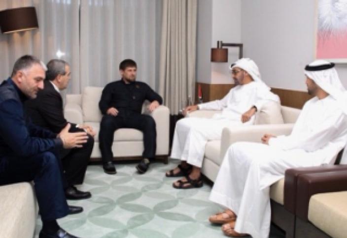 Строительство Университета в Чечне спонсируют Эмираты