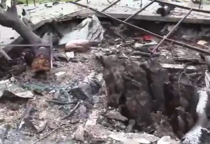 «Джихадисты» взорвали могилу имама ан-Навави (Видео)
