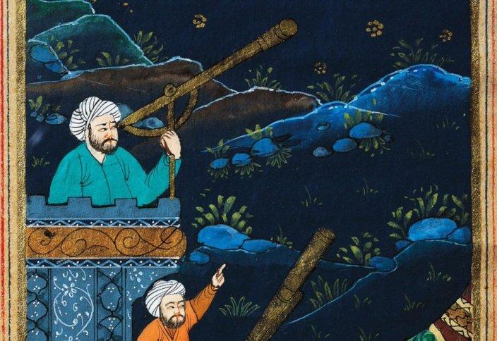 Открытия мусульманских ученых, связанные с Луной
