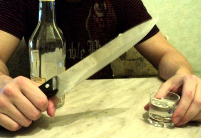Алкоголь и смерть идут одной дорогой