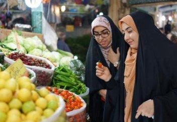 Более 57 % импорта в Иран поставляют пять стран