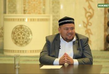 Көркем мінез - көркіміз - Бауыржан Әлиұлы