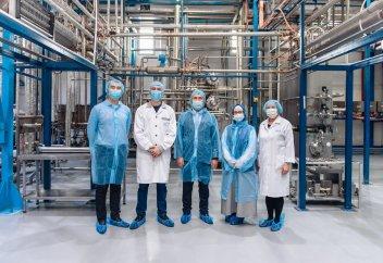 Өнімдері Орта Азияға тарайтын Өзбекстанның «Milk Euro Food» кәсіпорны сертификатталды
