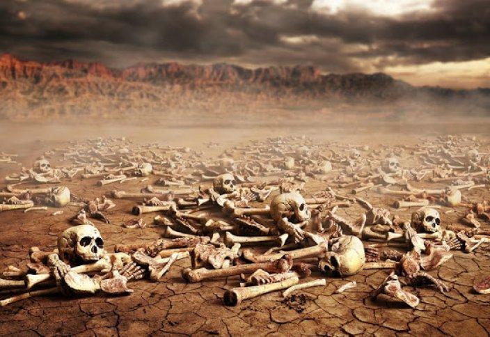 Кто оживляет истлевшие кости?
