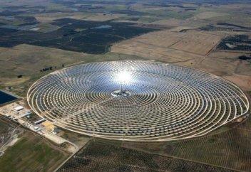 В Дубае запустят крупнейшую в мире солнечную электростанцию