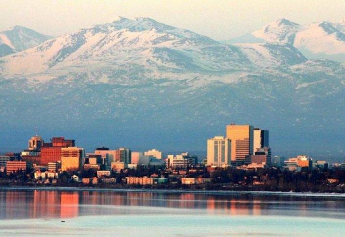 Аляскада мешіт салынып жатыр
