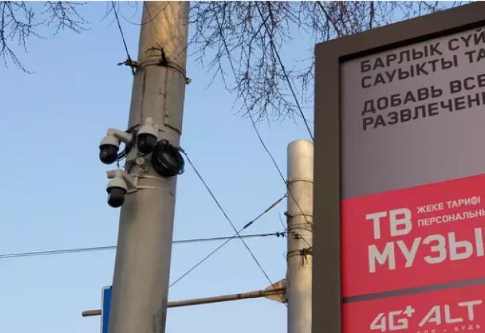 Китайская техника в городах Казахстана вызвала опасения из-за возможной шпионской слежки