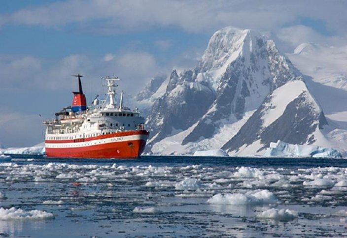 Путешествие Корана в Антарктиду