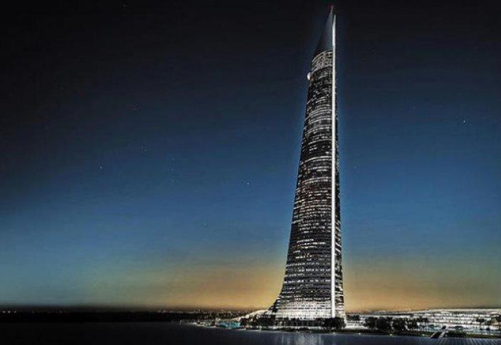 В Марокко строят высочайшее в Африке здание