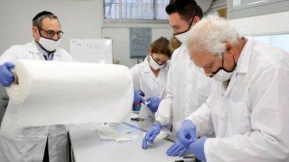Уникальные маски с ультразвуковой технологией начали выпускать в Казахстане