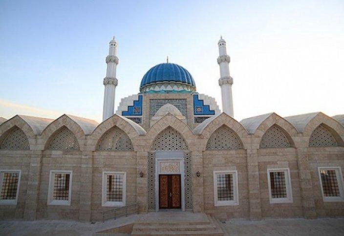 Казахстан: Открытие новой мечети… ближайшие дни