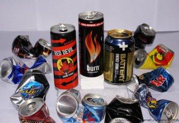 Названа главная опасность употребления энергетиков