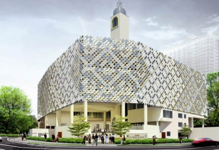 Модернизация мечетей в Сингапуре