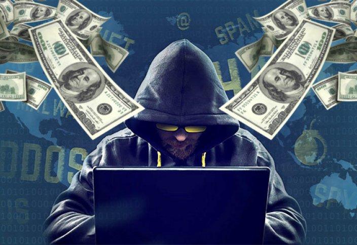 Өткен жылы хакерлердің табысы рекордтық деңгейге жеткен