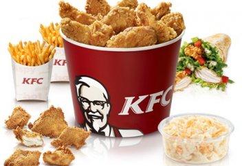 KFC мейрамханалары – халал