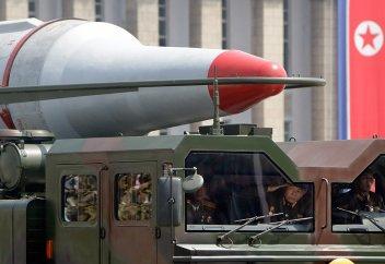 3 часа назад, источник: Известия КНДР увеличит производство боеголовок и ракетных двигателей