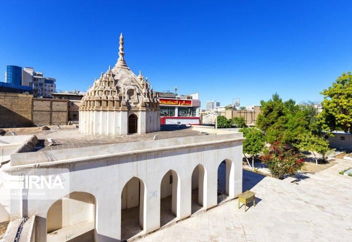Индуистский храм в Бендер-Аббасе (Иран)