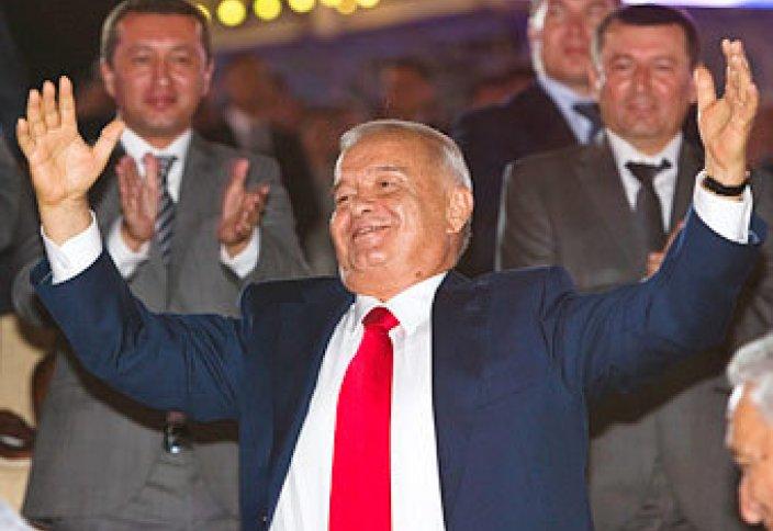 Ислам Каримов жив-здоров и продолжает участвовать в предвыборной гонке
