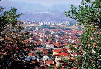 Дебар – мусульманский город в Македонии. Чем так необычна Пестрая мечеть в Македонии? (фото)