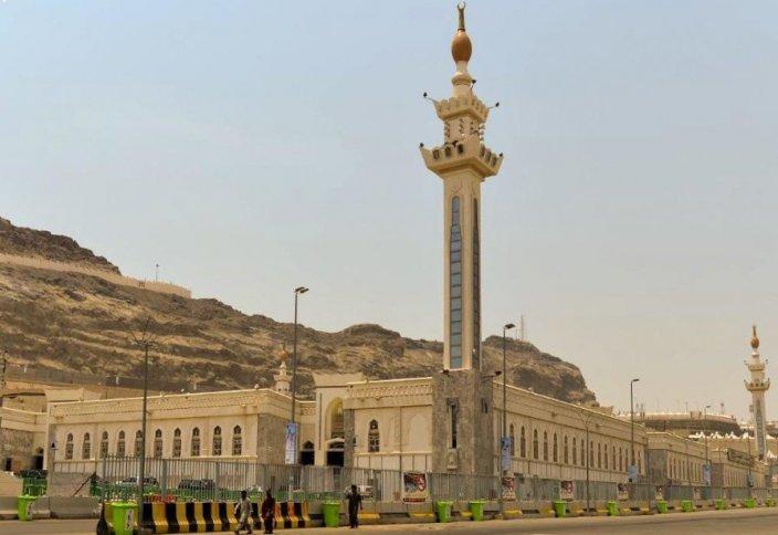 Мечеть аль-Хайф – место, где молились 70 пророков