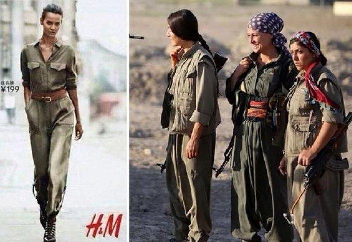 Извинения перед курдскими женщинами от модного бренда H&M