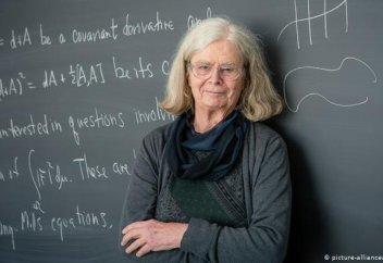 Математическая Абелевская премия впервые присуждена женщине
