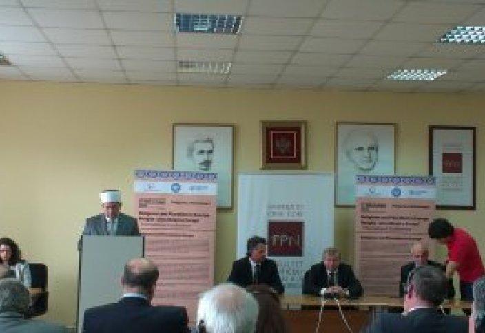 «Религии и плюрализм в Европе» - конференция в Черногории