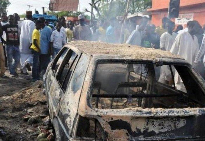 Девочка-смертница устроила кровавый теракт… Нигерия (видео)