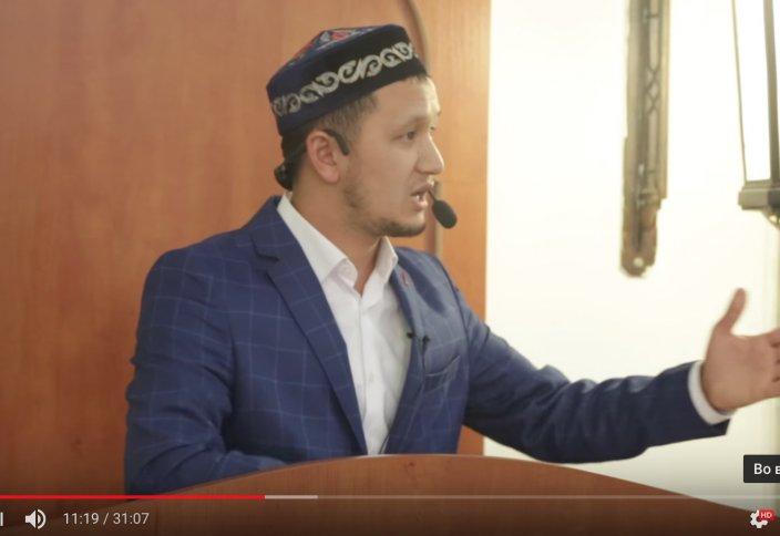 Мұсылманның мұсылман алдындағы міндеттері - Оралхан Сейдманов